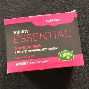 Melaleuca Women's Vitality Essential